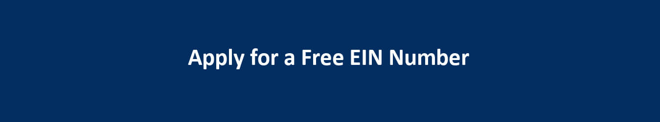 Apply for a Free EIN Number