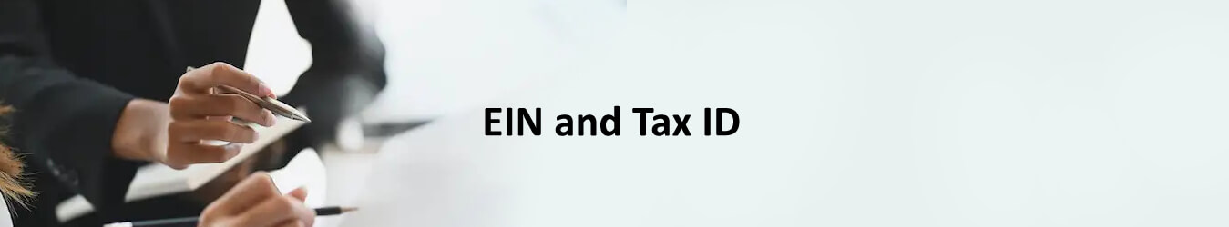 EIN and Tax ID