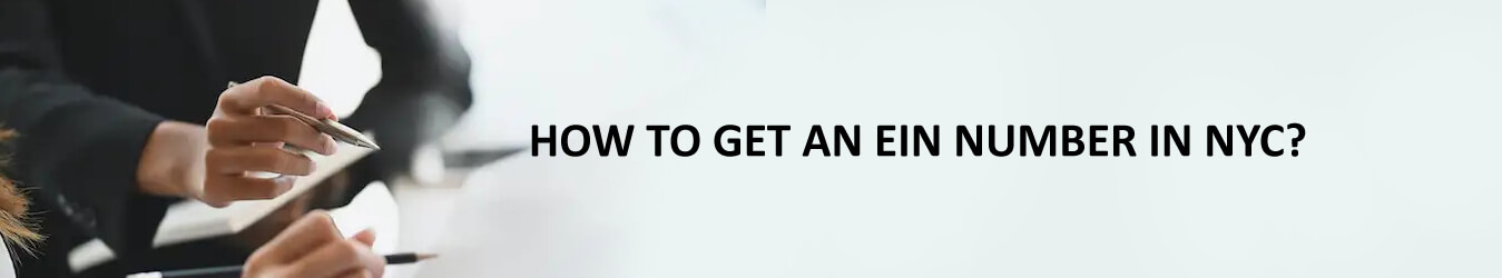 How to get an EIN number in NYC