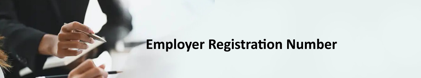 Employer Registration Number