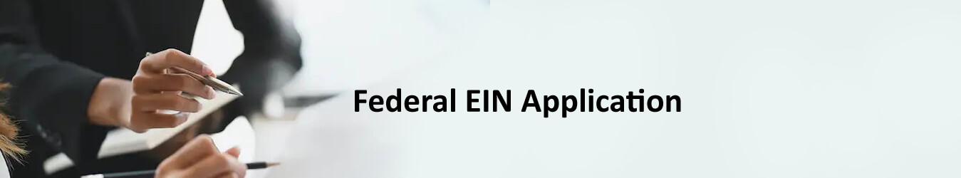 Federal EIN Application